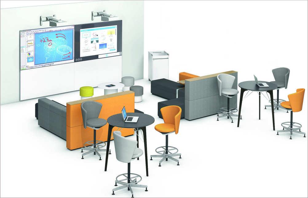 """AV-Solution Partner: Veranstaltungsreihe """"Kreative Kommunikationswelten\"""
